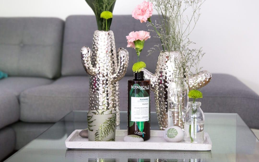Botanicals Fresh Care: Premium Haarpflege + Urban Gardening Tipps