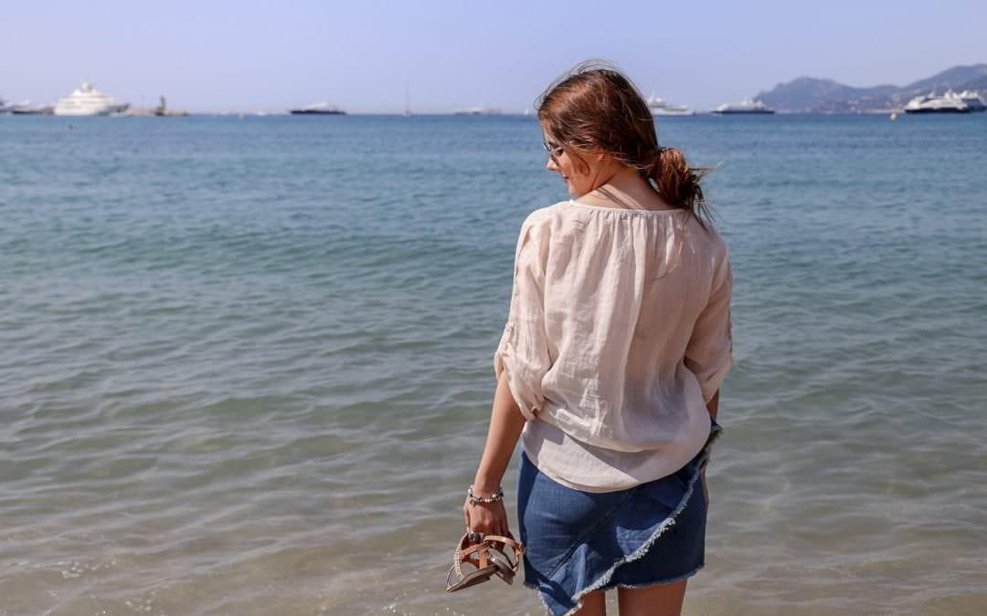Filmfestspiele in Cannes – Entspannter Strandlook an der Cote d'Azur