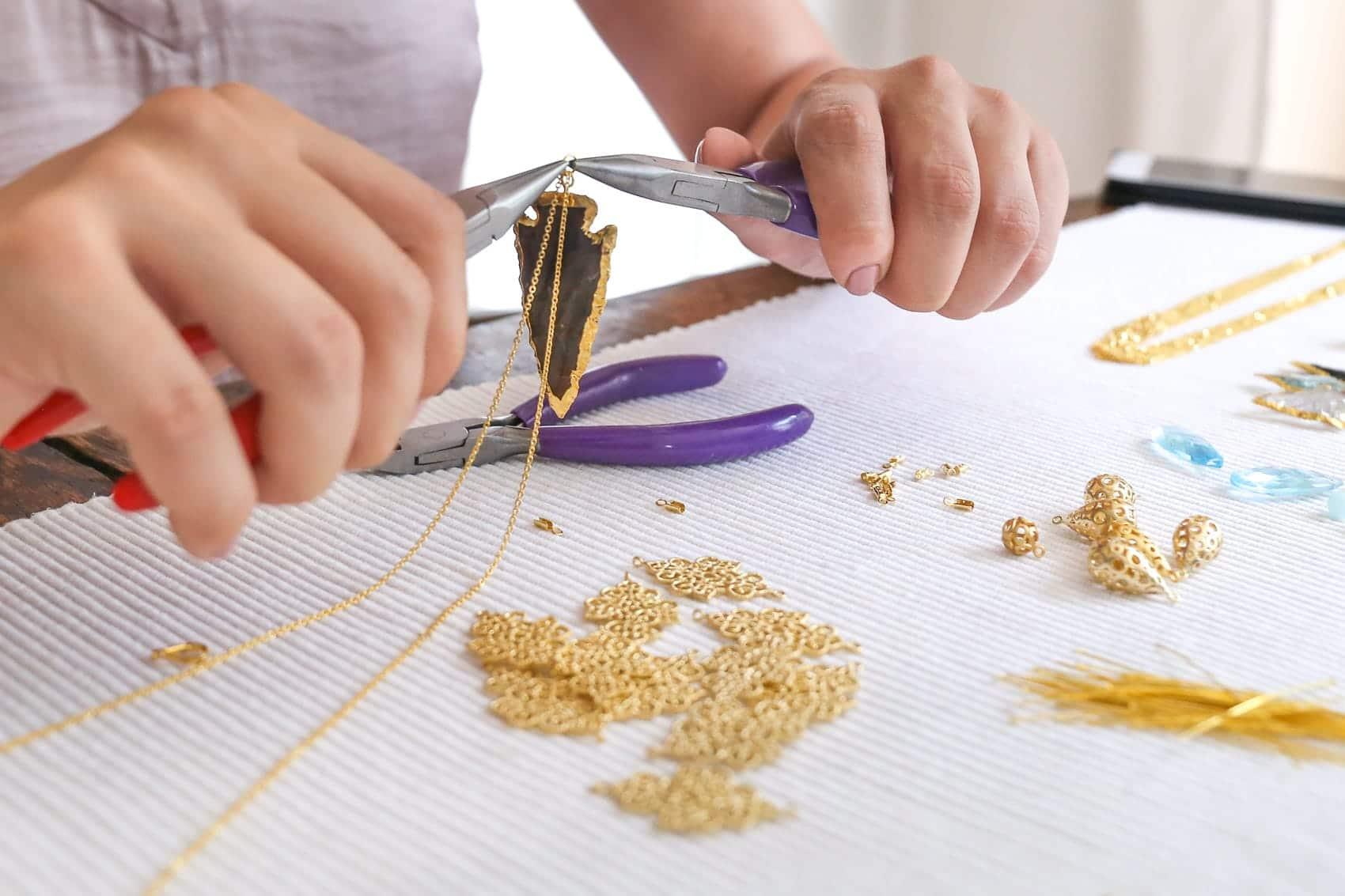Kreativ im Atelier von Tamii Jewelry + Gewinnspiel