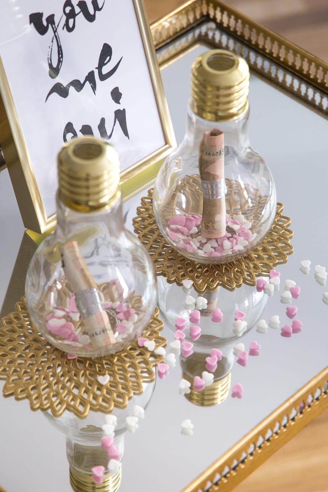 Hochzeitsgeschenke Zwei Ideen Für Ein Diy Geldgeschenk Zur Hochzeit