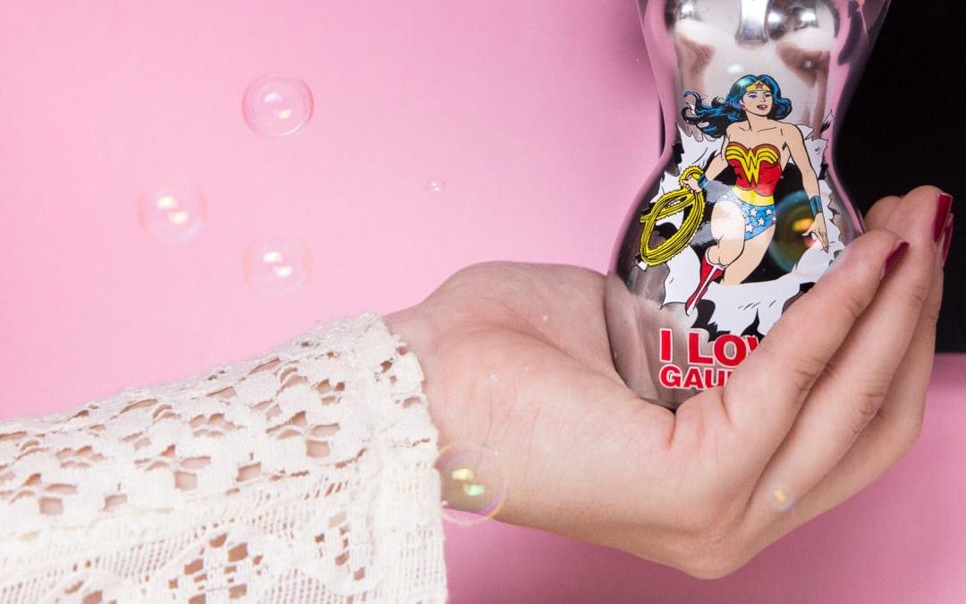 Neu: Jean Paul Gaultier Classique Wonderwoman + Gewinnspiel