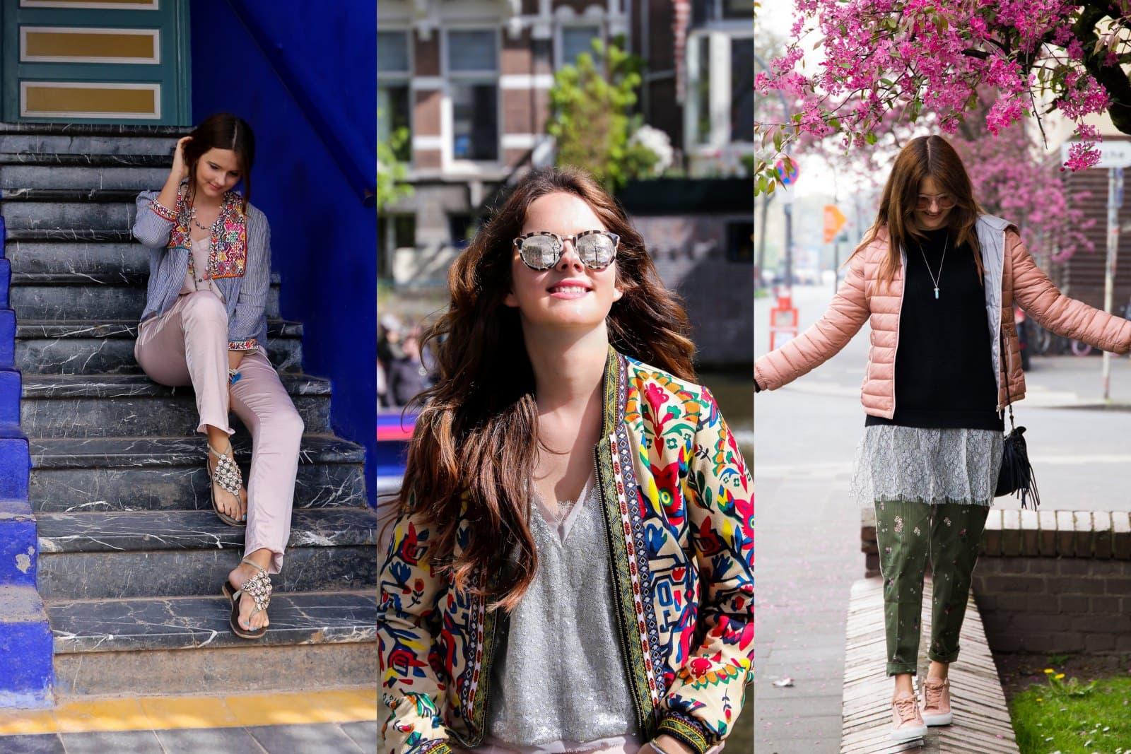 Outfit Review April 2017: Irgendwo zwischen Köln und Marrakesch