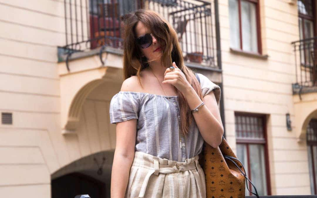 Die Sommertrends 2017: Mules & Off-Shoulder Oberteile