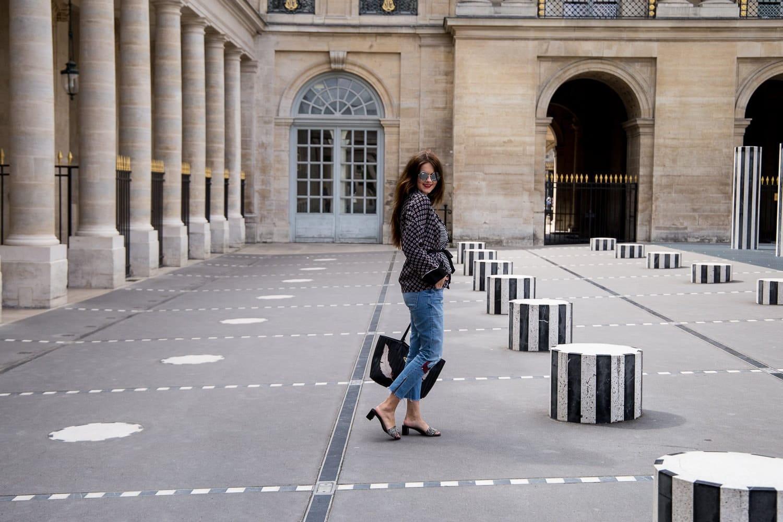 Paris Palais Royal - Der Pantoletten Trend 2017