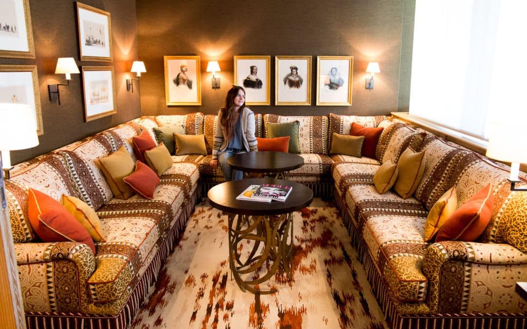 Von der neuen VIP-Lounge am Flughafen Frankfurt rund um die Welt