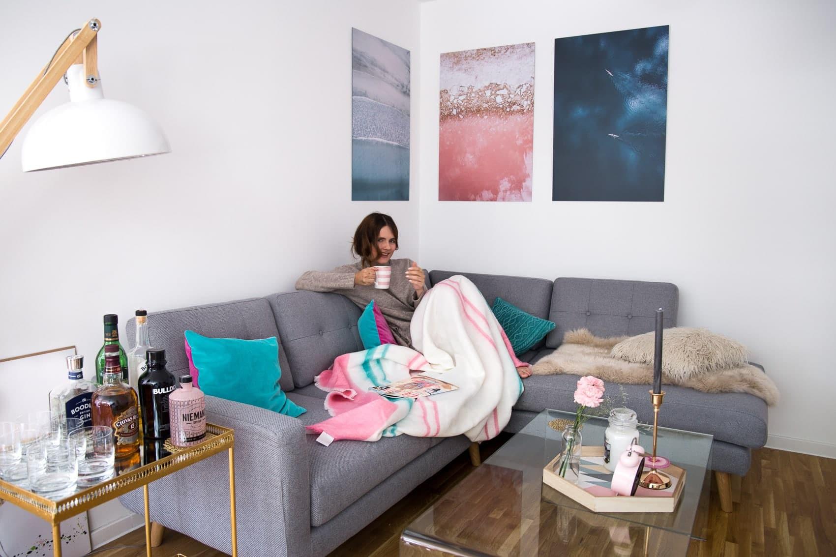 Brilliant Einrichtungstipps Wohnzimmer Referenz Von Home Sweet Home - Neues Sofa &