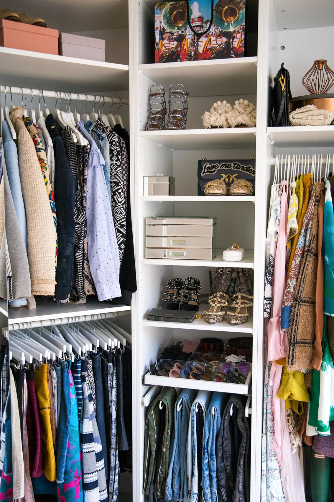 Arbeitszimmer & Ankleidezimmer - Arbeitsplatz als Vollzeit-Blogger