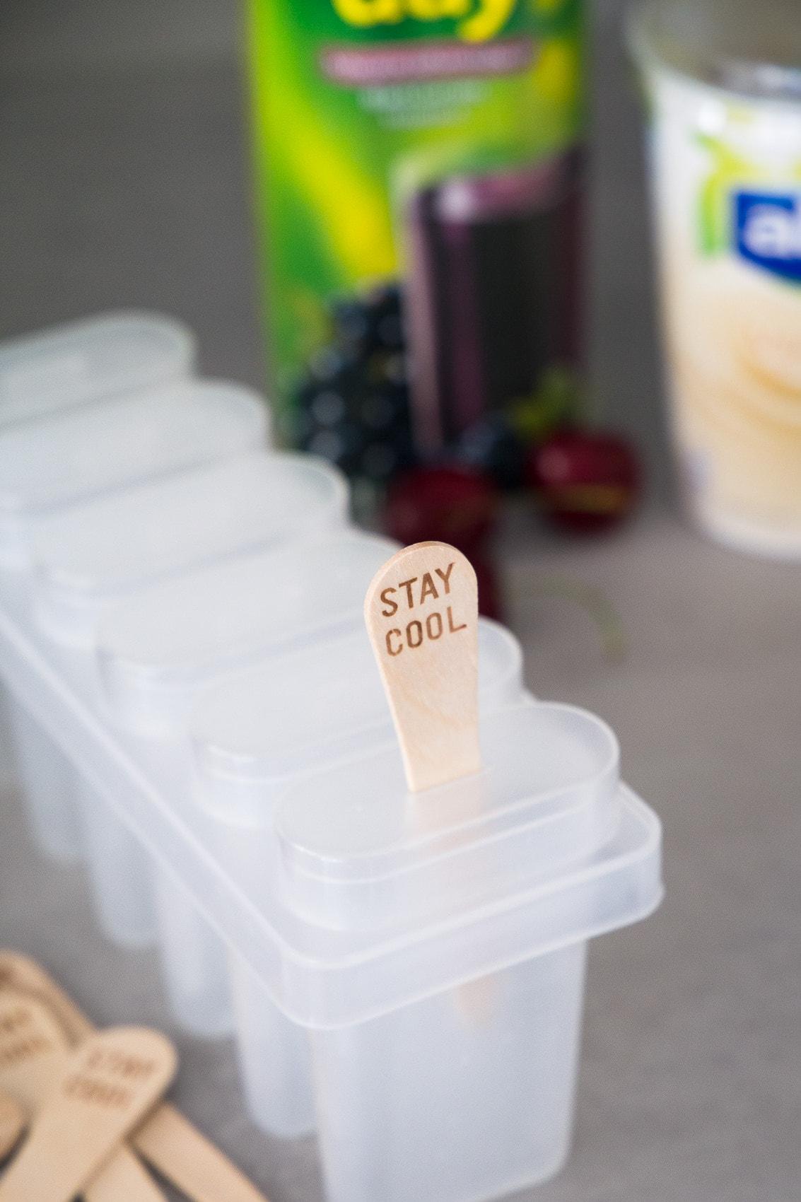 Erfrischende Rezeptideen - Fruchtige Popsicles Selbermachen