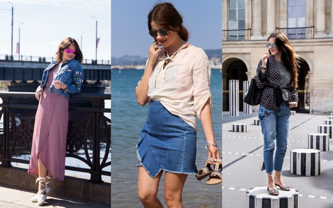 Outfit Review Mai 2017: Pantoletten, Mules und noch mehr Trends
