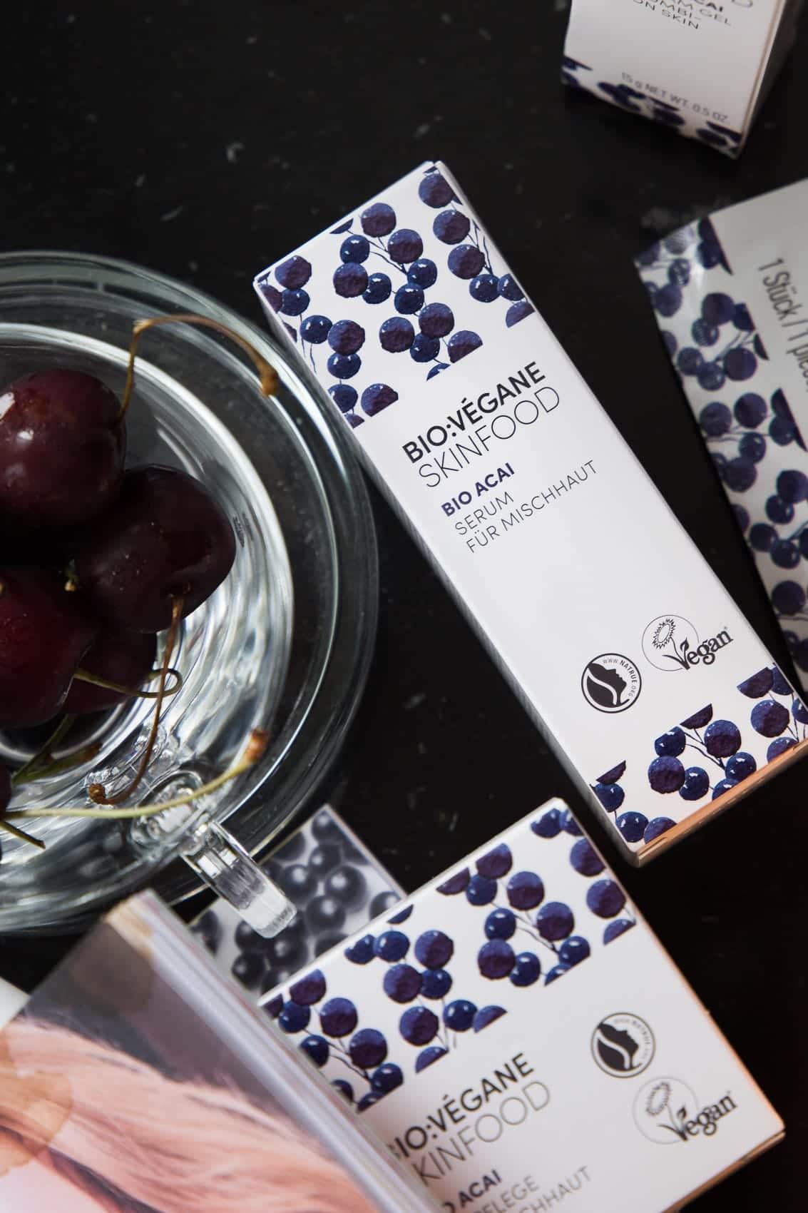 Skincare + Superfood = Skinfood: Das steckt hinter Végane Skinfood!