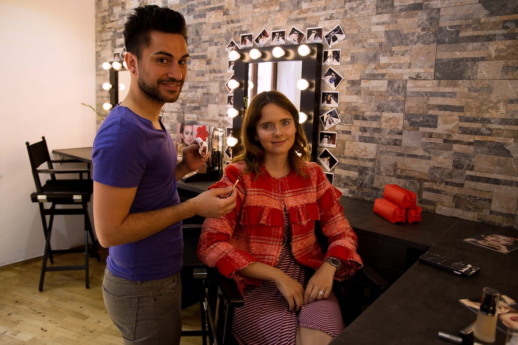 Beauty Trends 2017 - Make-Up Session mit Pupa Milano in Köln