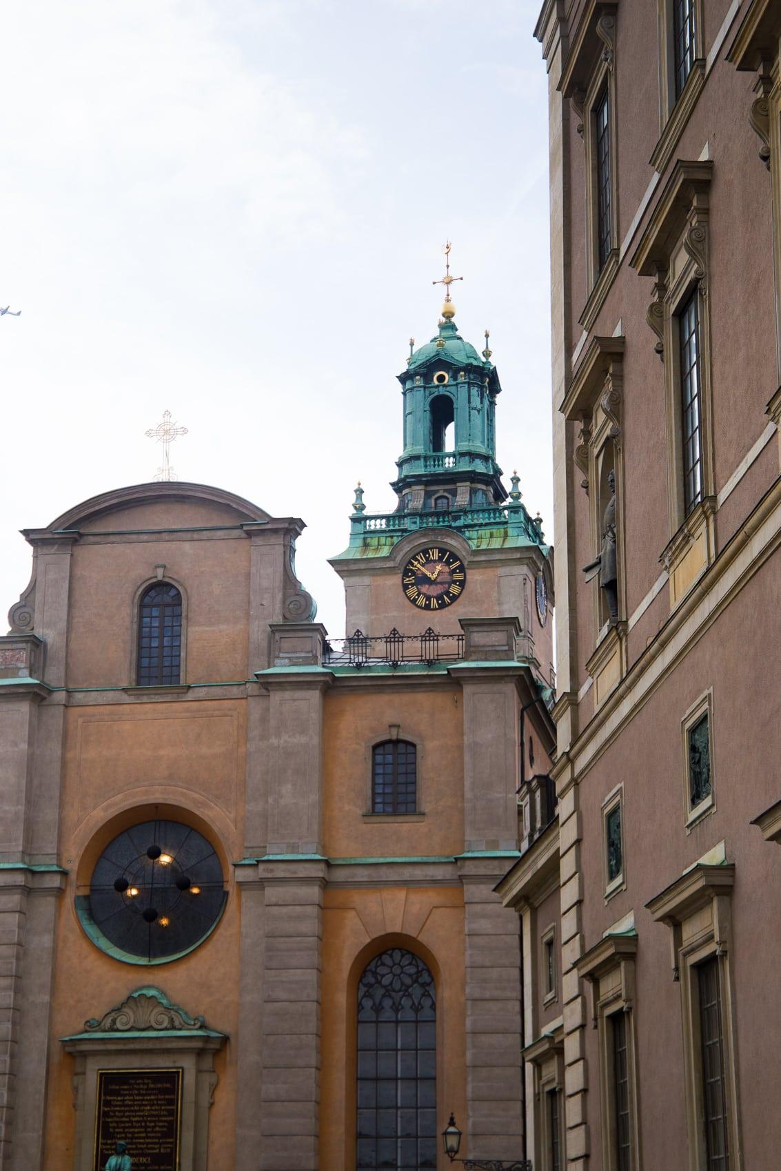Zentrales Hotel in Stockholm gesucht & gefunden: Birger Jarl