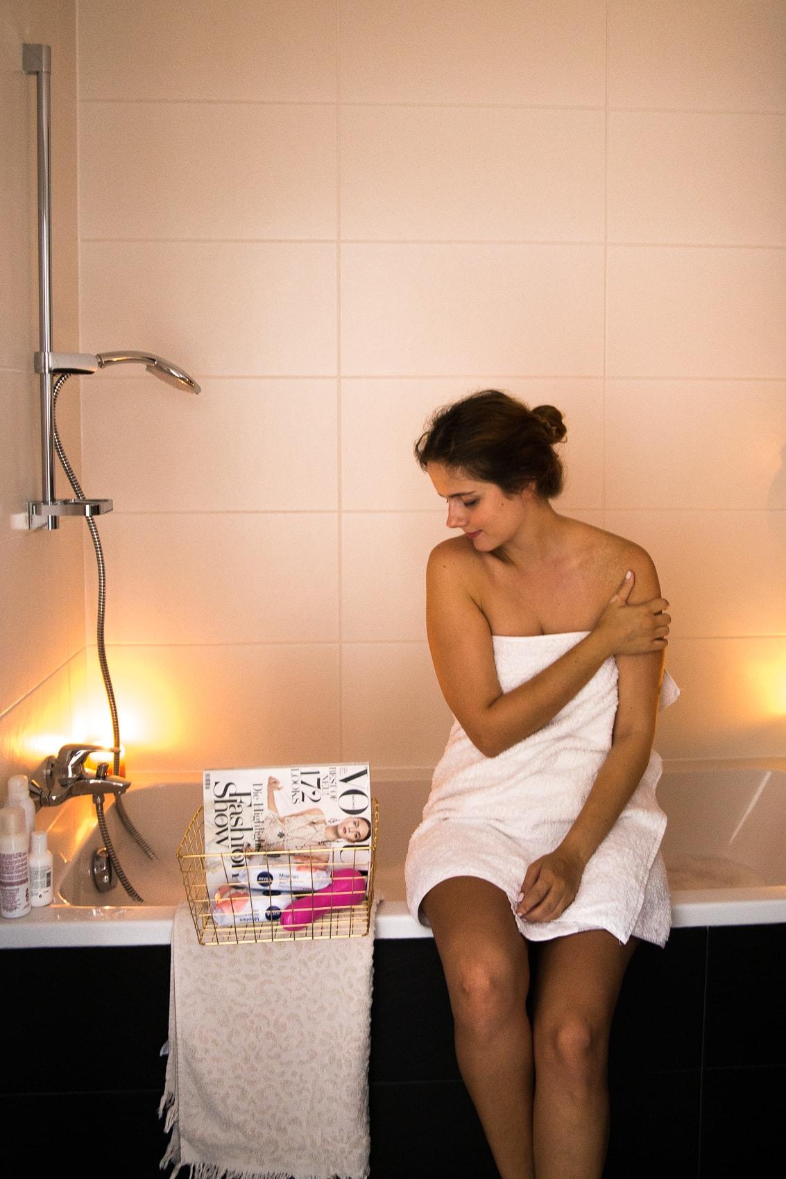 Einfach mal abtauchen - So wird dein Badezimmer zur Wohlfühloase!