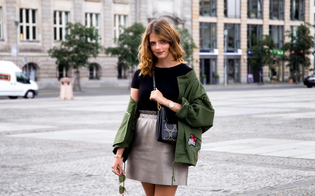Patches 2.0 – Fashion Must Haves & Parka Trends