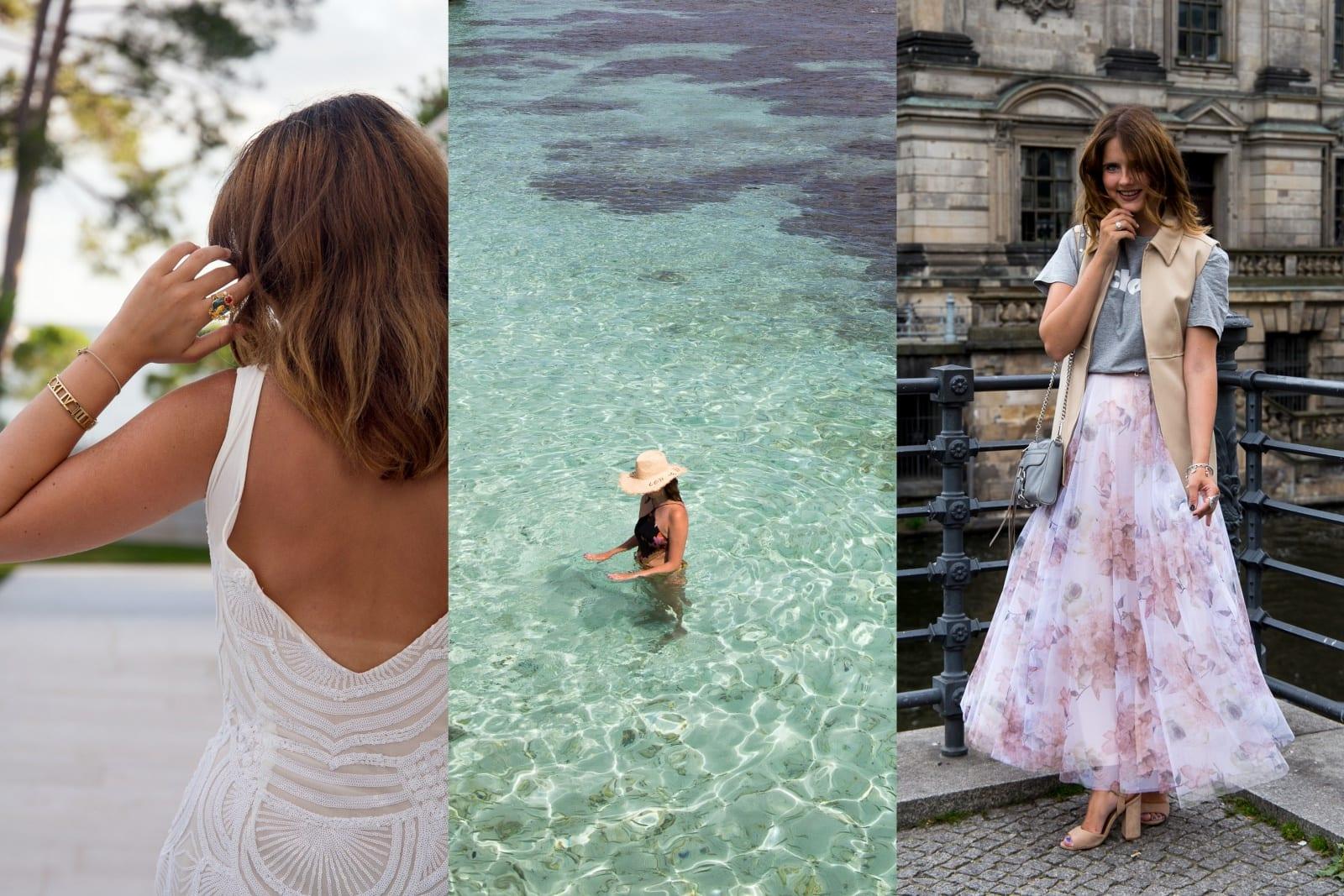 Outfit Review Juli & Juli: Sommer Outfits auf Des Belles Choses