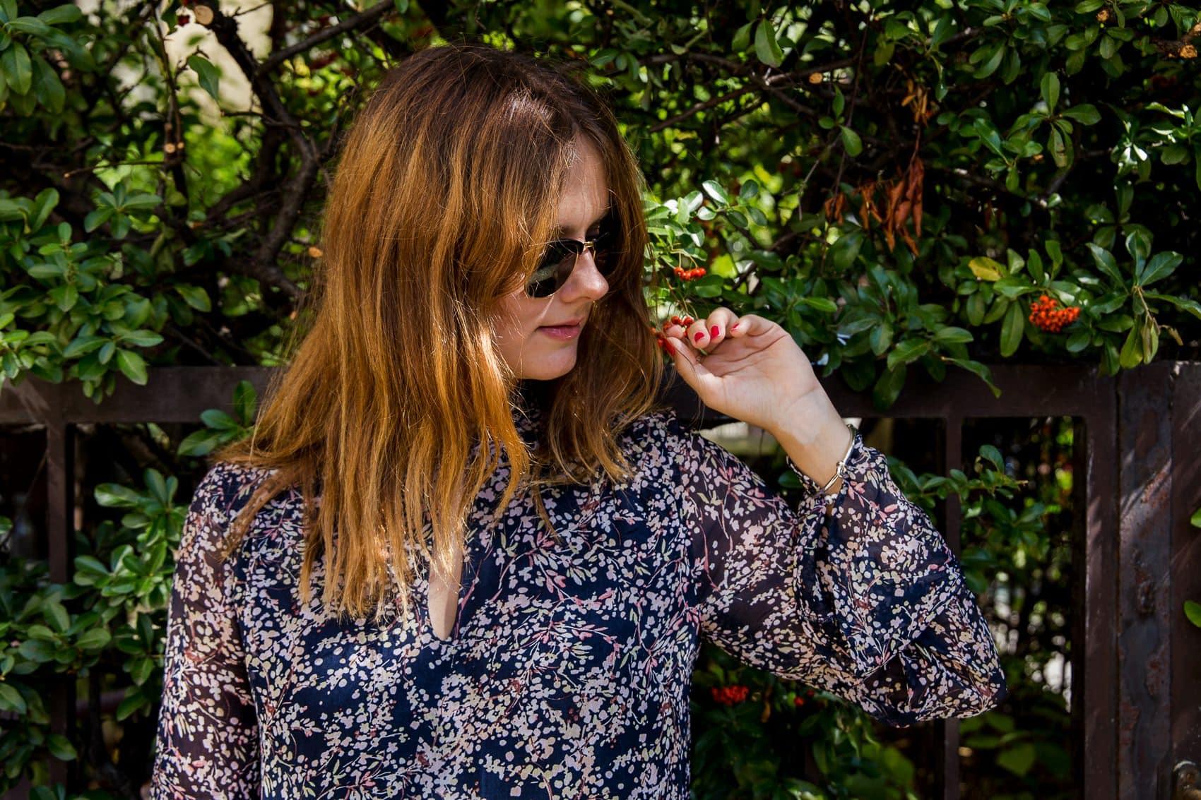 Der Sommer ist zurück: Das etwas andere Blümchenkleid