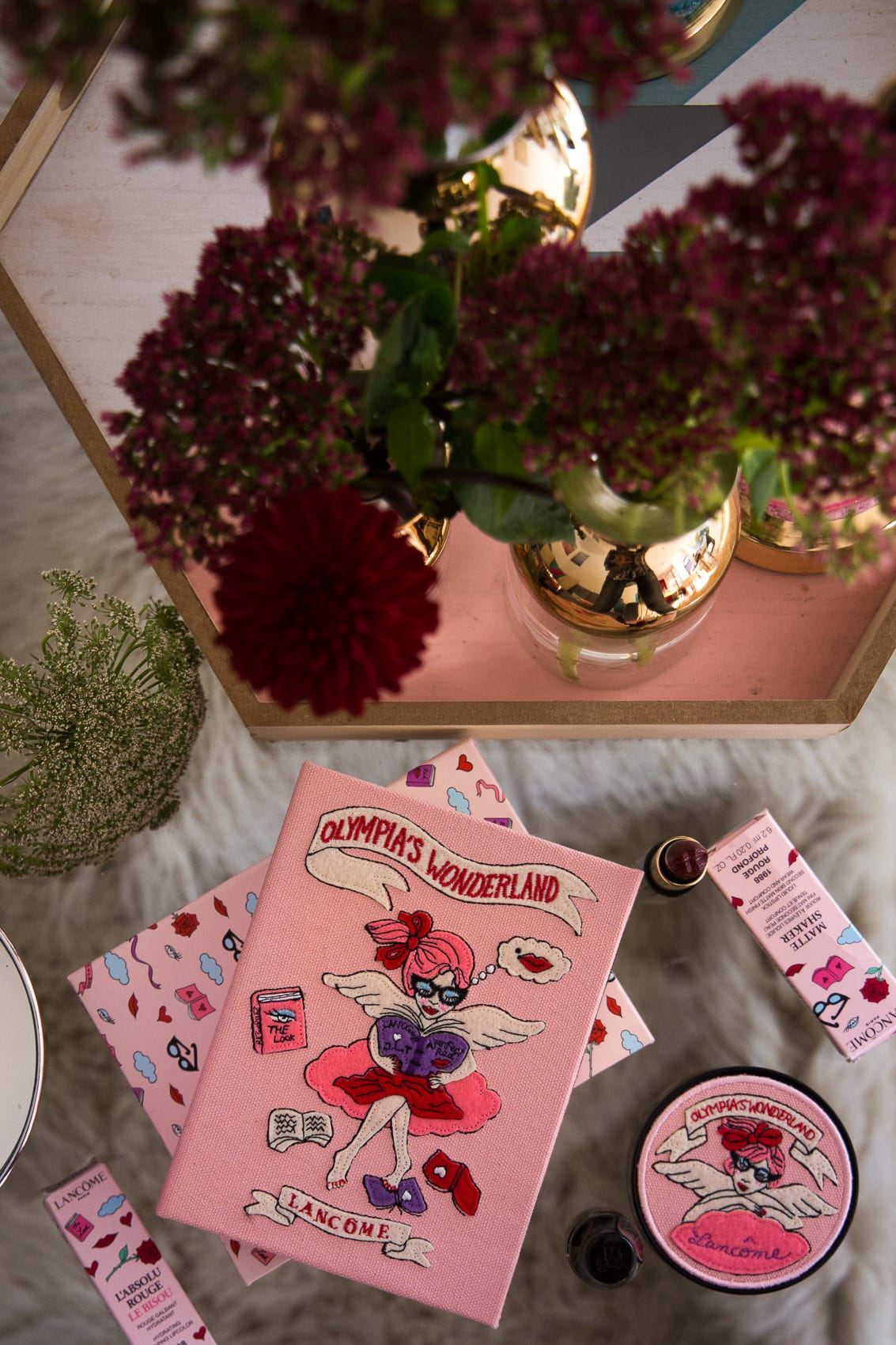 LANCÔME Herbst Limited Edition 2017: Olympia's Wonderland