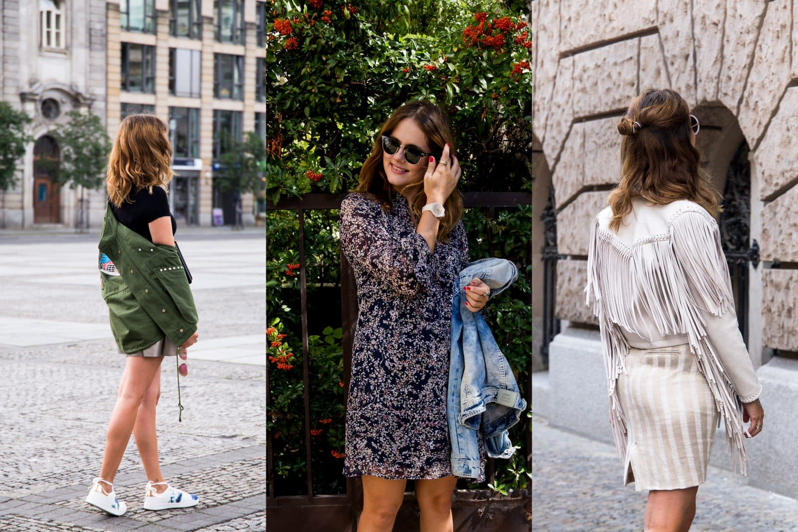 Outfit Review August Sommer Trends Des Belles Choses