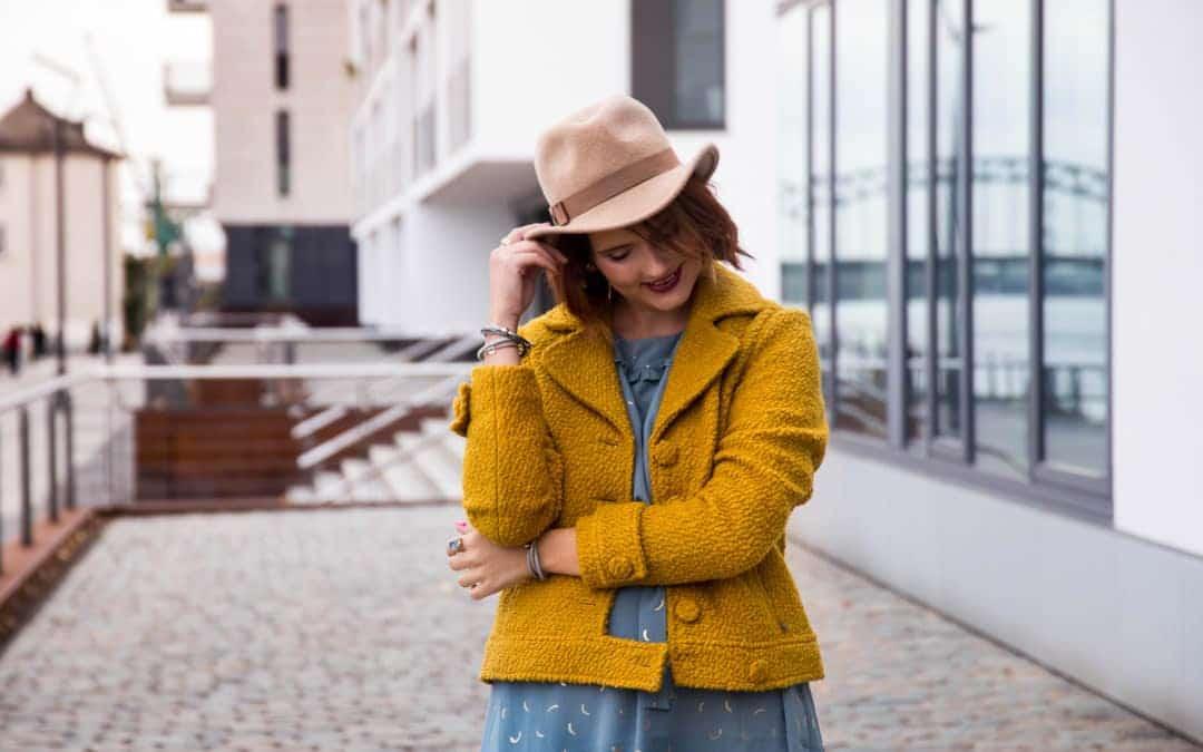 Herbst Trendfarbe Gelb – So kannst du knallige Töne kombinieren!