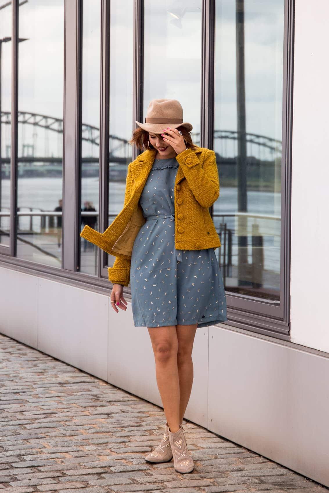 Herbst Trendfarbe Gelb - So kannst du knallige Töne kombinieren!