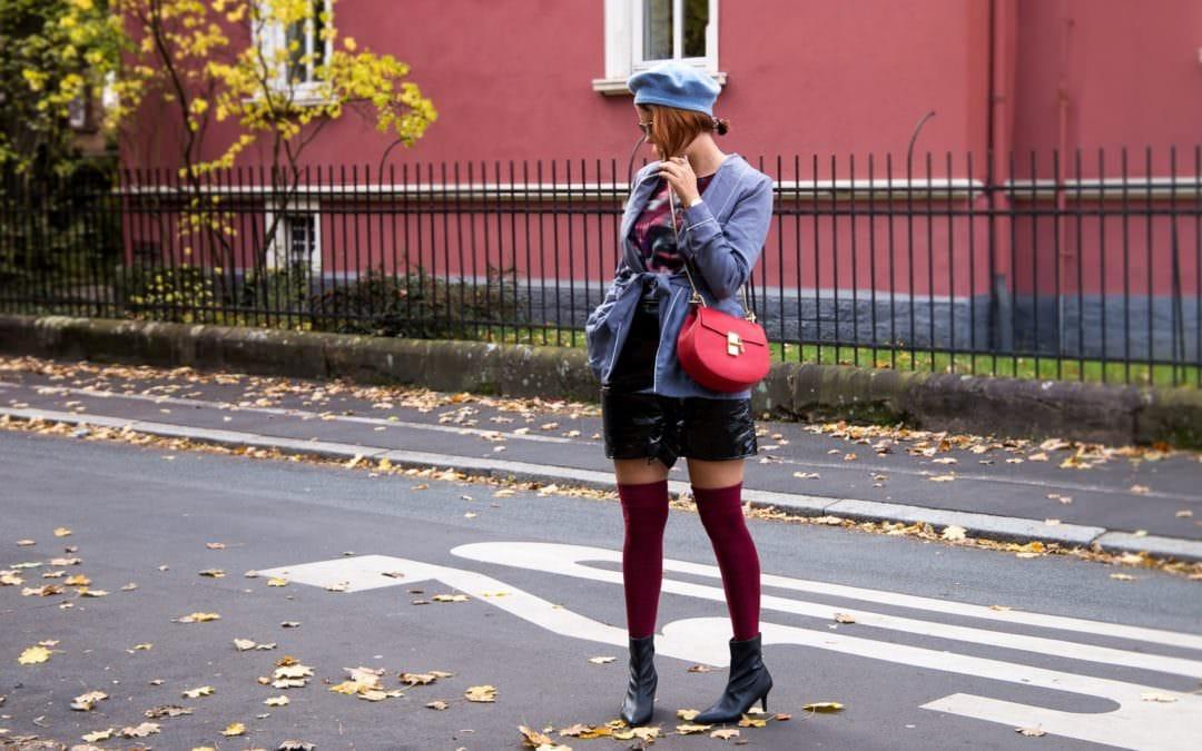 C'est la vie, chérie: Parisienne Look mit Fashionette & Chloé