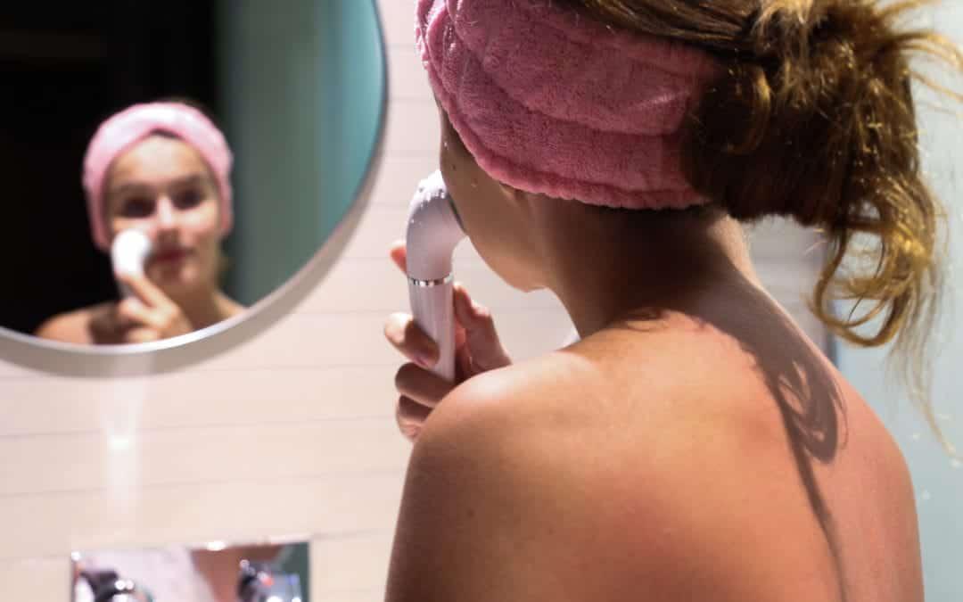 Meine aktuelle Beauty Routine auf Reisen mit dem Braun FaceSpa