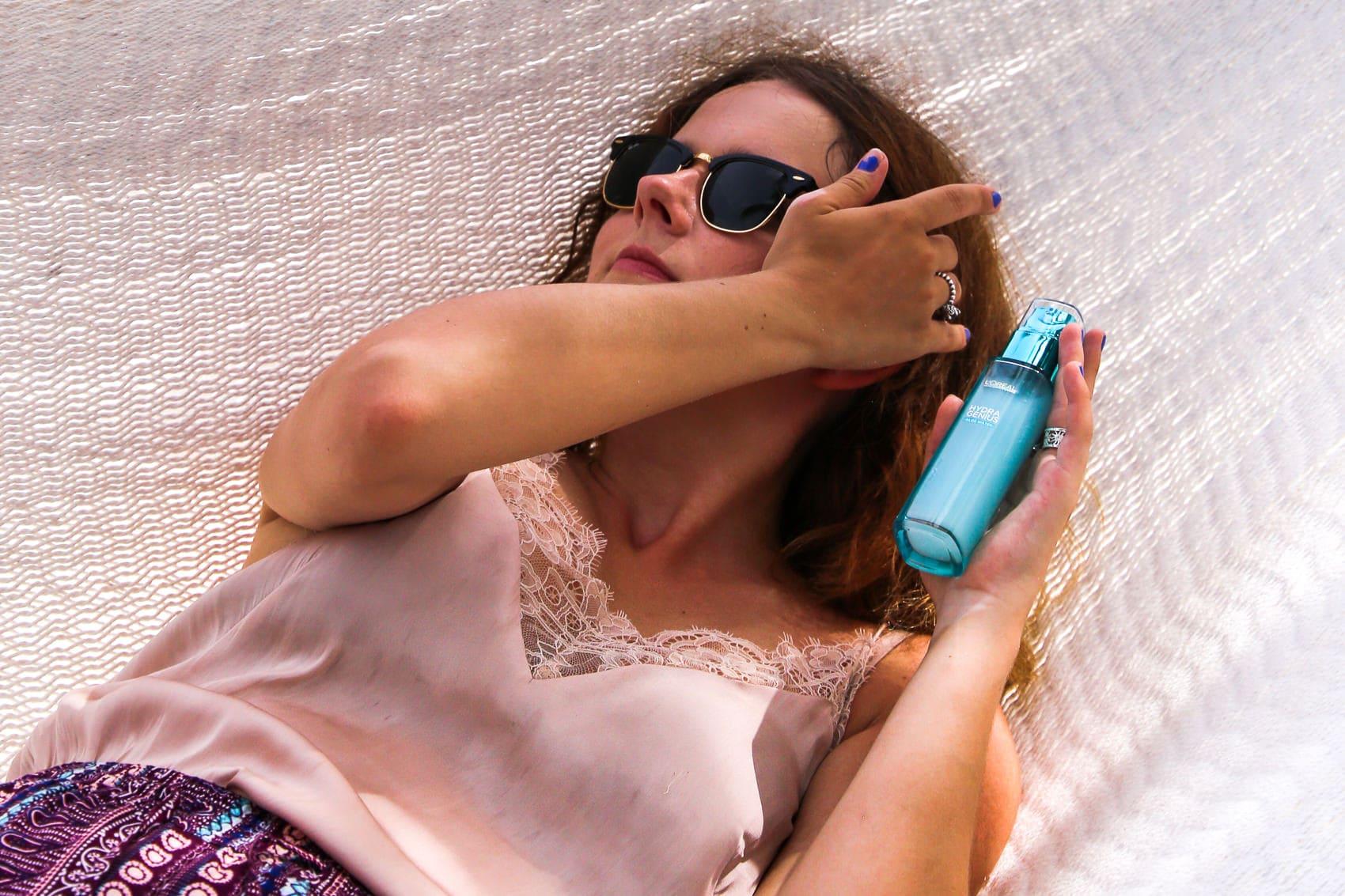 Ein Sommer mit Loreal Hyra Genuis - mein Fazit zum Aloe Water