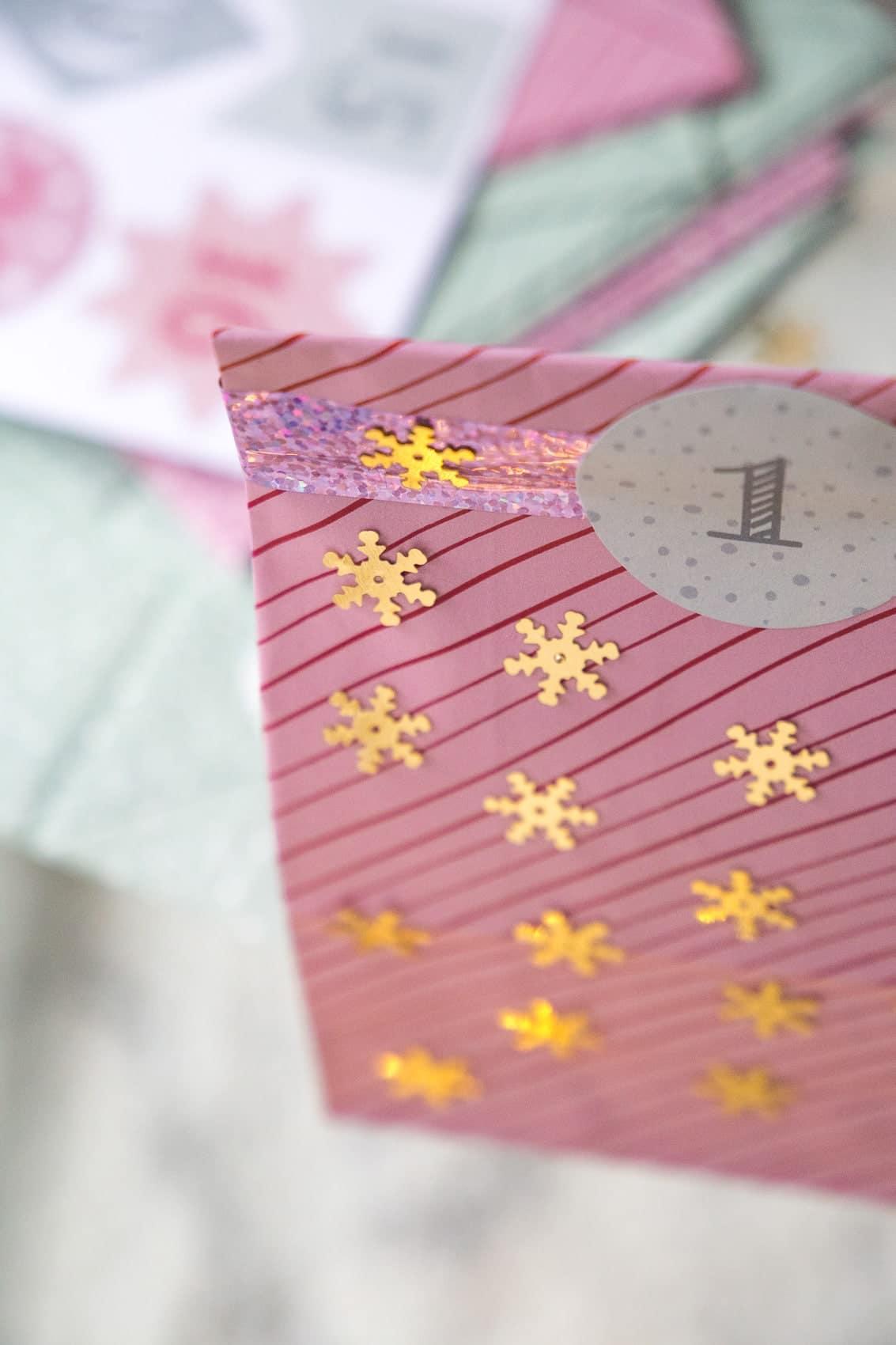 Lastminute Anleitung - DIY Adventskalender für SIE und IHN