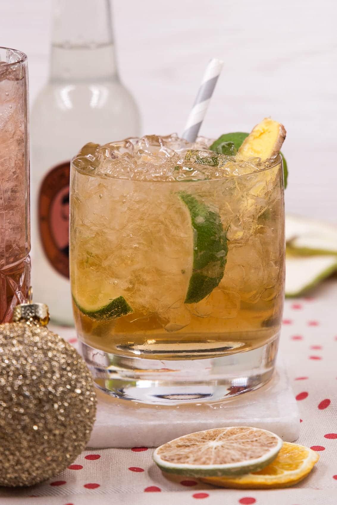 3 vorweihnachtliche Rezepte mit Thomas Henry Drinks + Gewinnspiel