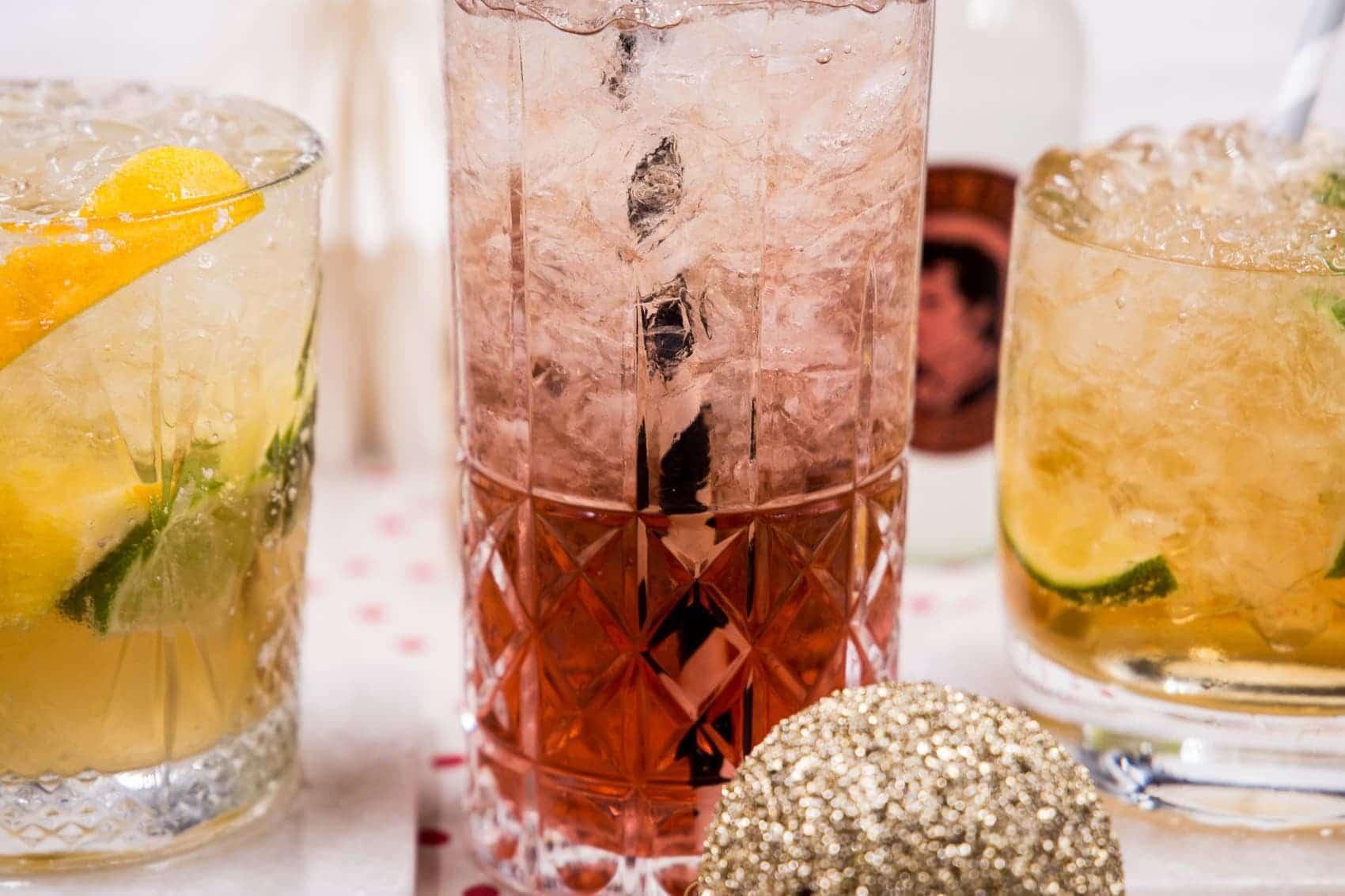 3 vorweihnachtliche Rezepte für Thomas Henry Drinks + Gewinnspiel