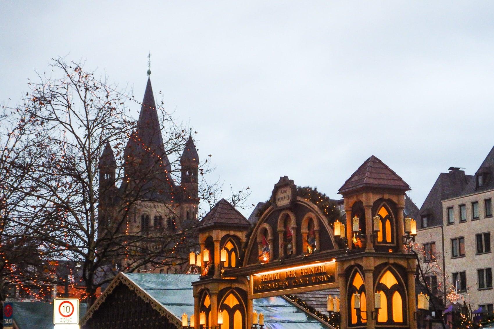 Die schönsten Weihnachtsmärkte in Köln