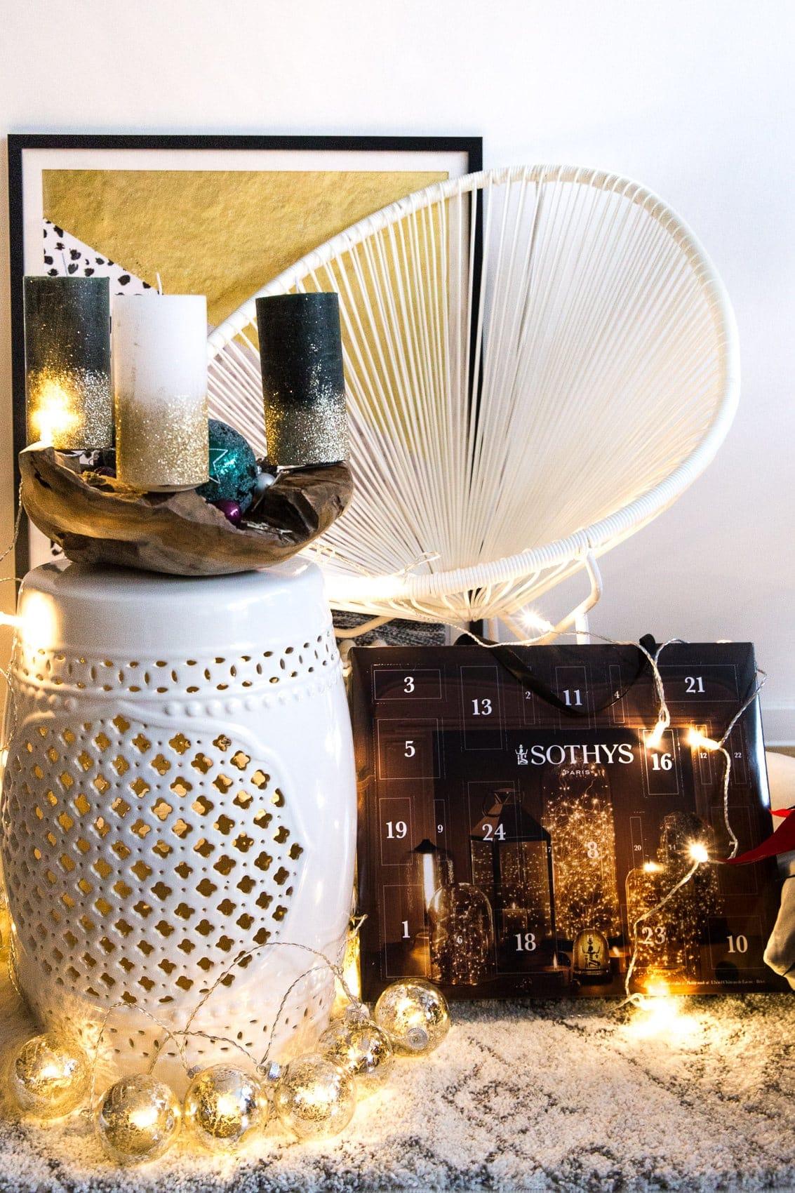 Des Belles Choses Adventskalender Türchen 1: Exklusiver Sothys Adventskalender