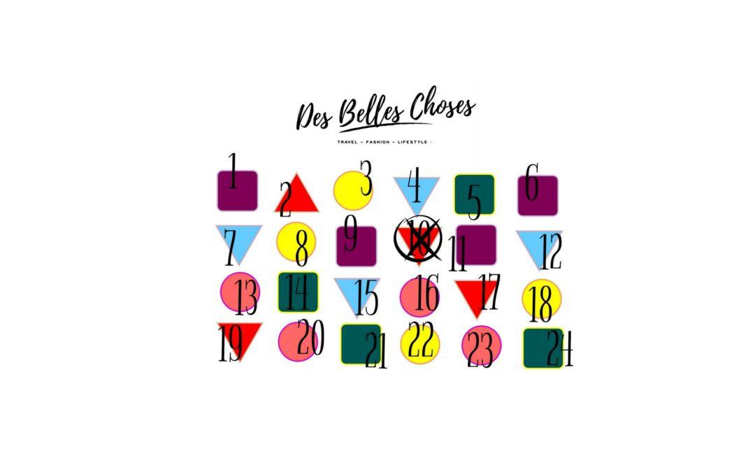 Des Belles Choses Adventskalender Türchen 10: PILOT 3x Bullet Journal Set