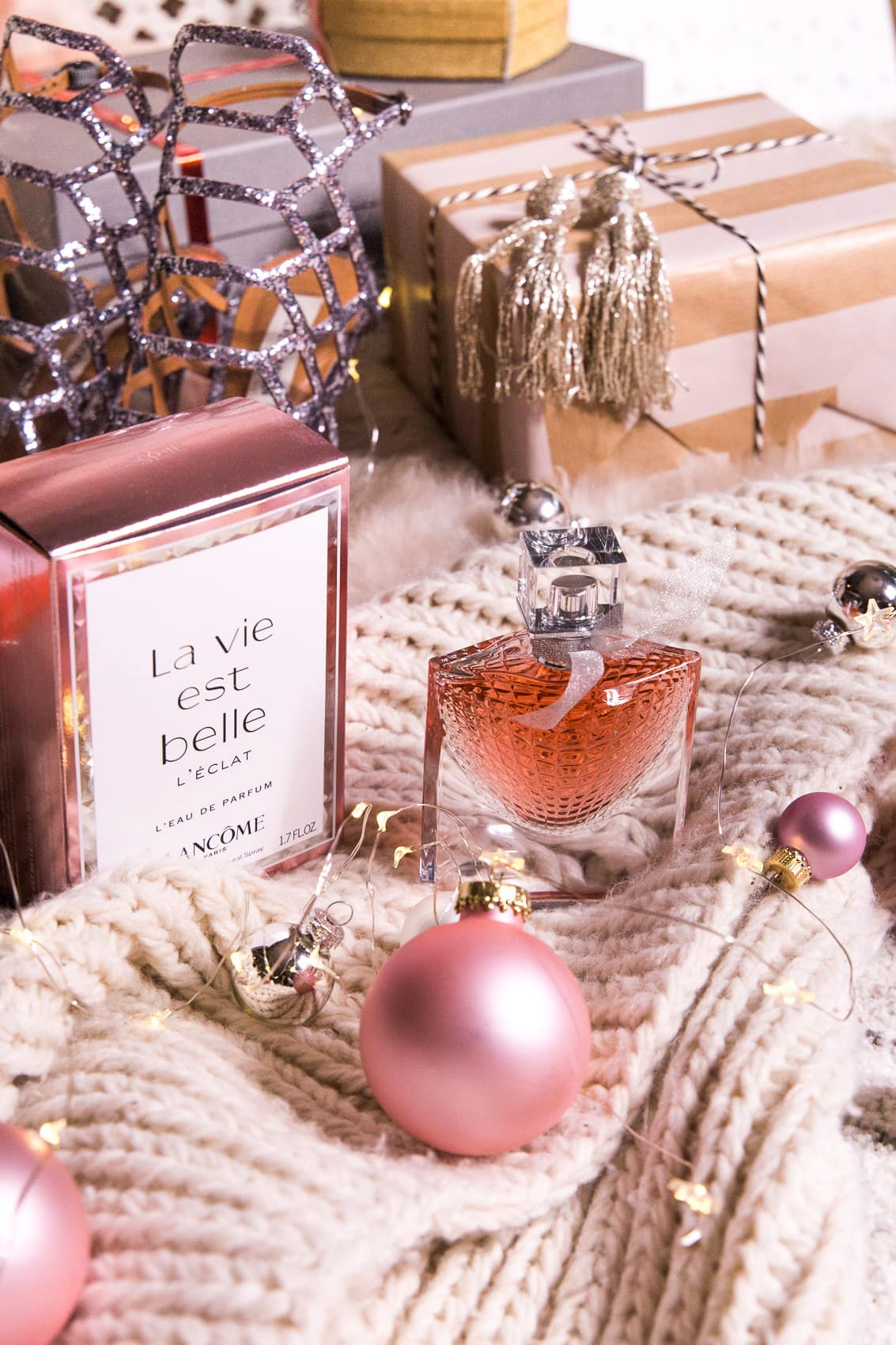 Des Belles Choses Adventskalender Türchen 23: Lancôme La vie est belle