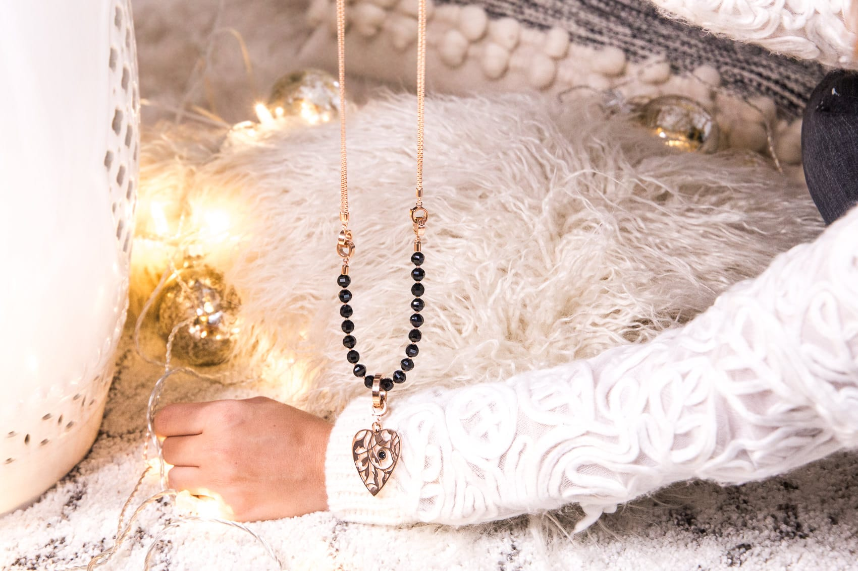 Des Belles Choses Adventskalender Türchen 4: Leonardo Schmuckstück