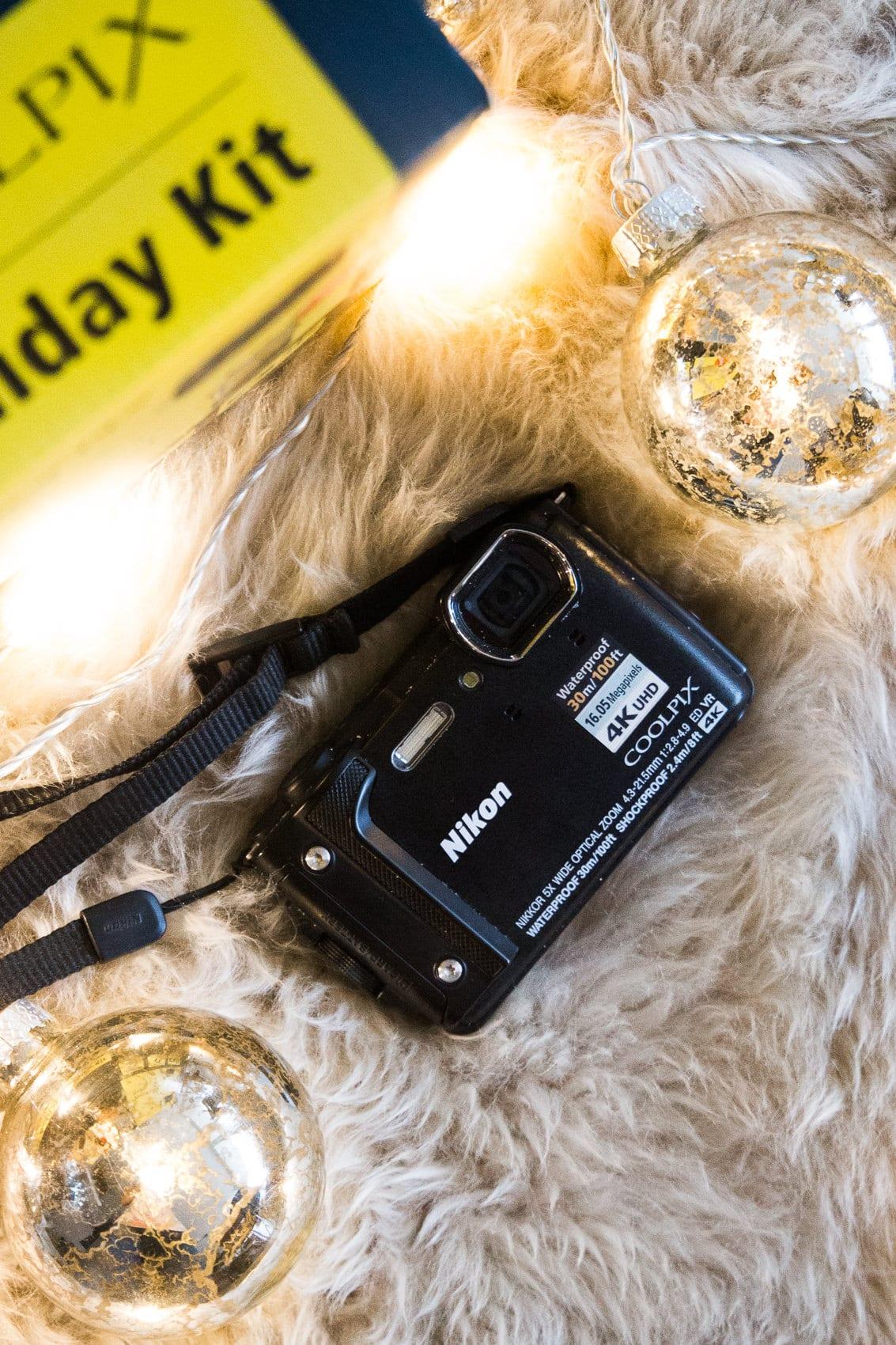 Des Belles Choses Adventskalender Türchen 6: Nikon Kamera im Wert von 450 Euro