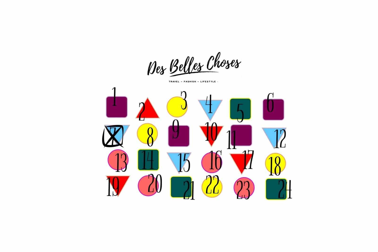 Des Belles Choses Adventskalender Türchen 7: Hugo Boss Parfum für Sie & Ihn
