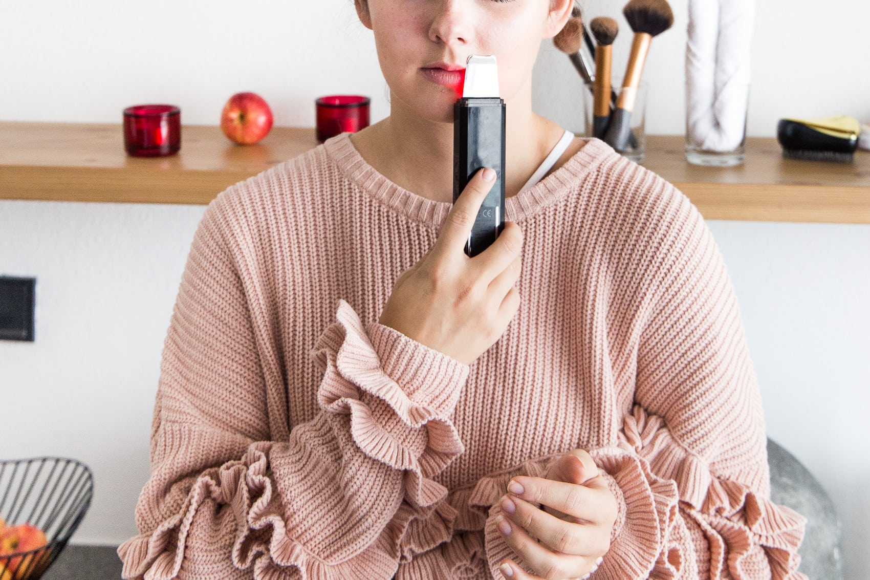 Kosmetikgeräte von Clubsante - La Belle Ultrasound Peeling Gerät im Test