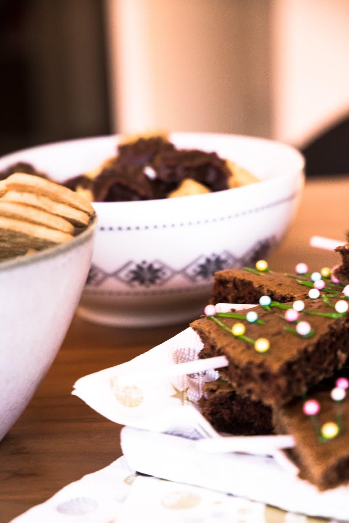 Lastminute Tipps für die Weihnachtsfeier: Punsch & kleine, süße Snacks