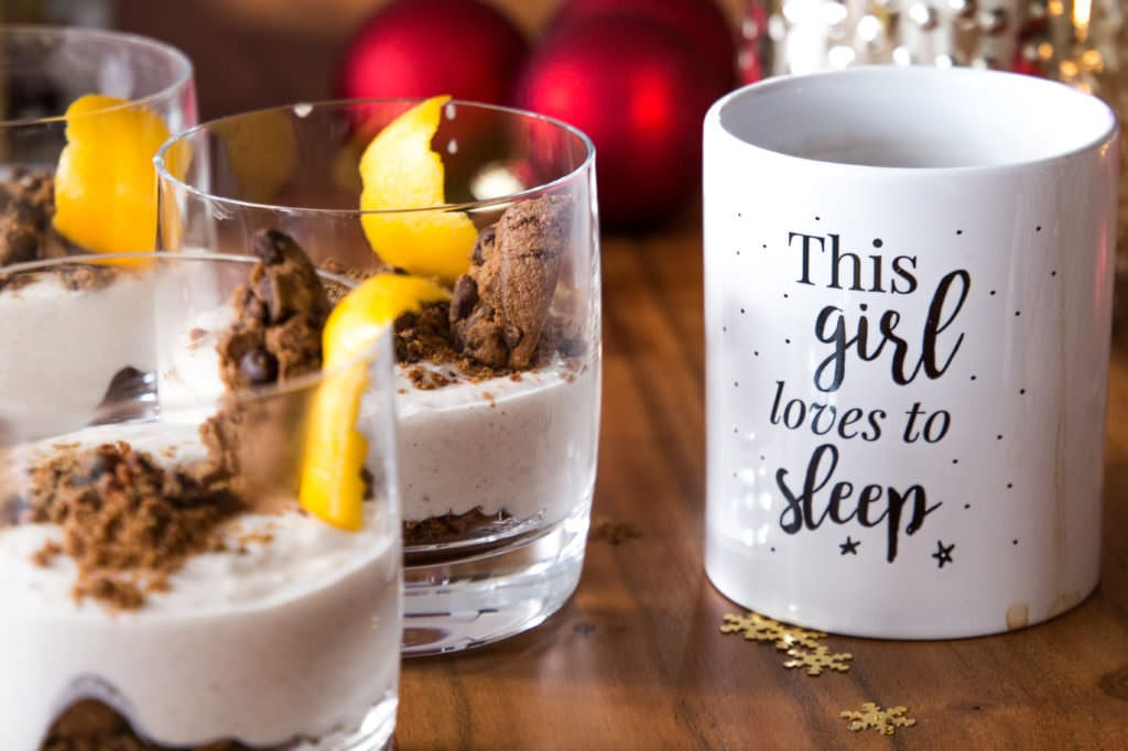 24 Days of Christmas Blogging - Weihnachtliches Cookies Dessert