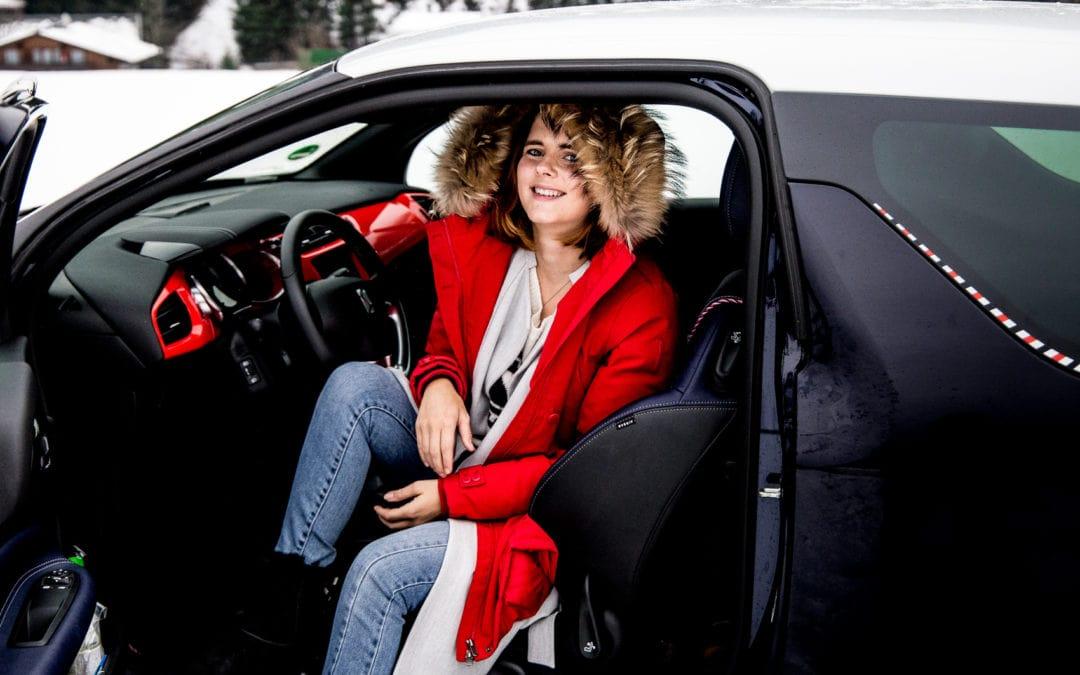 DS 3 Limited Edition 2017 - Paris trifft auf Winterurlaub in Österreich