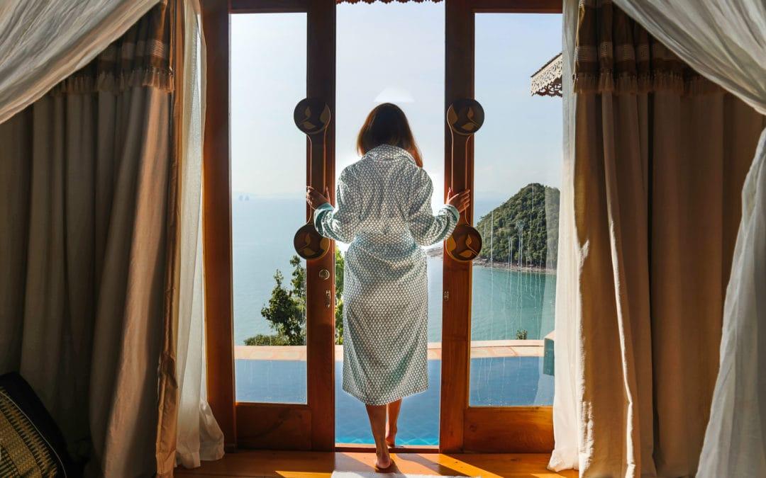 Der perfekte Start in den Urlaubstag mit Miss Möve - Koh Yao Yai Resort mit Pool Villa