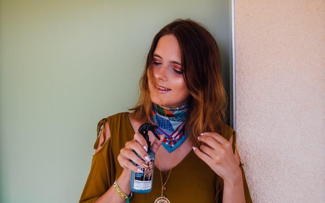 Coachella Festival Frisuren mit L'Oréal Paris STYLISTA