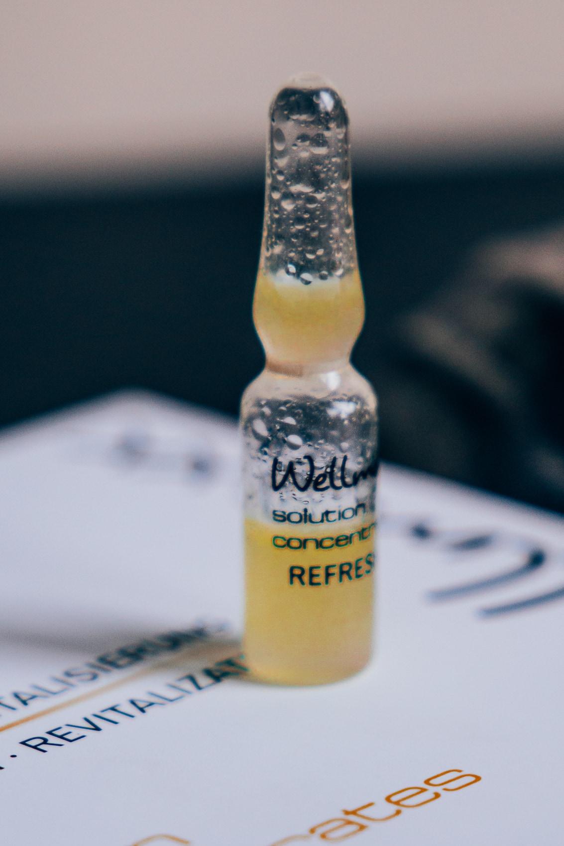 WELLMAXX phase2 refresh concentrates – Feuchtigkeitspflege für den Sommer