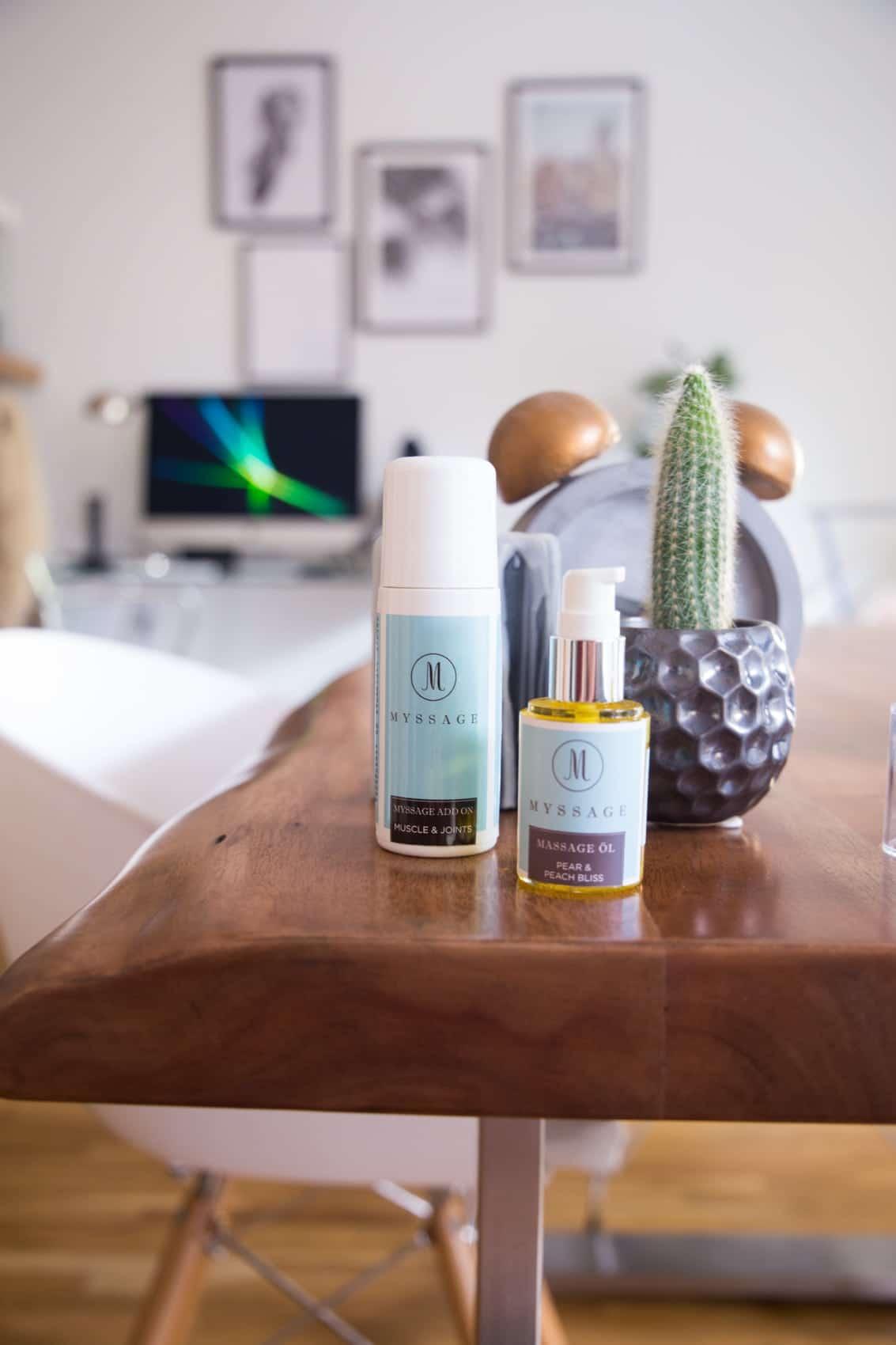 30 Minuten Entspannung im stressigen Alltag dank Massagen