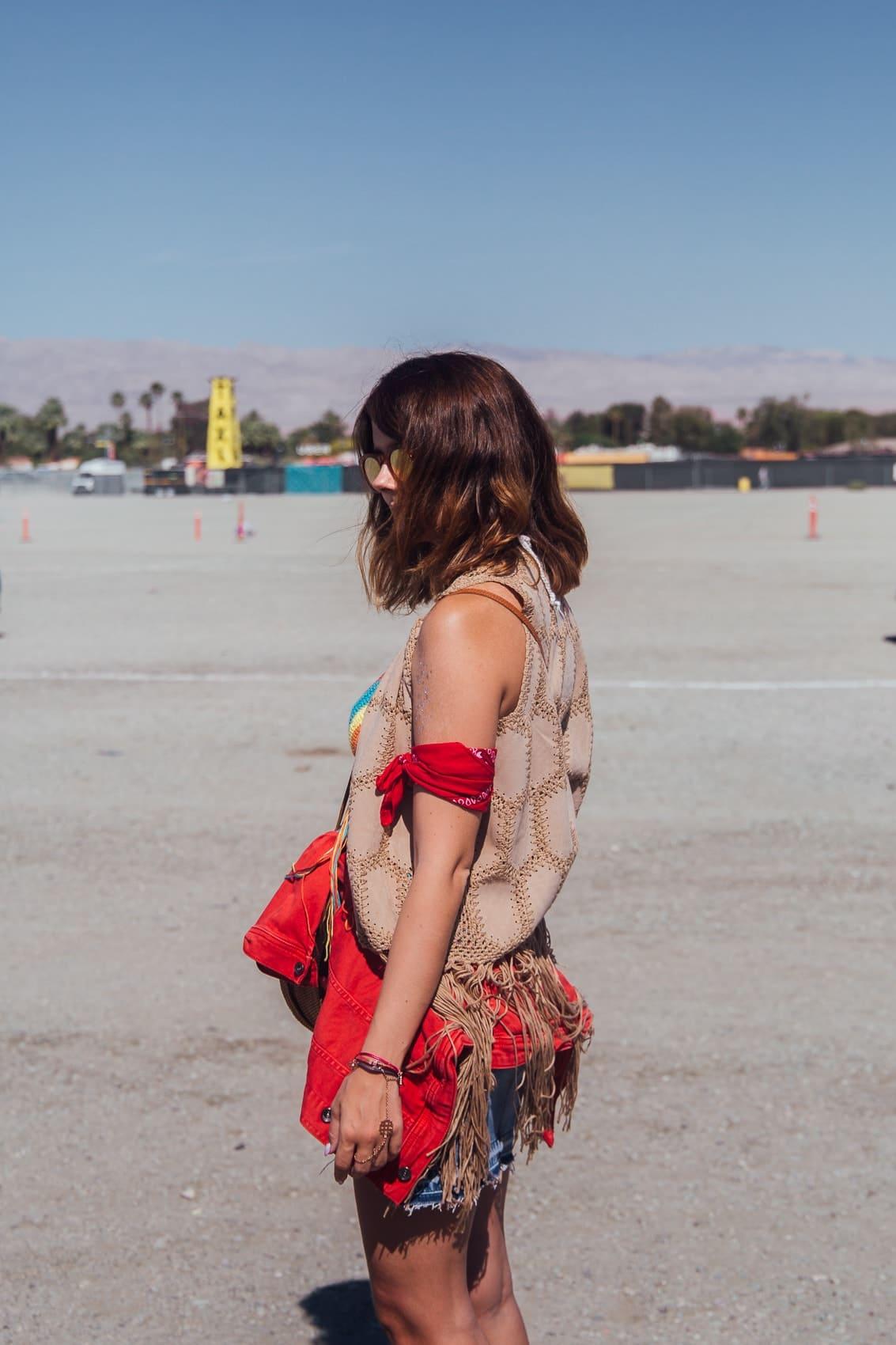 Coachella Outfits 2018 - Sommer Trends in der Wüste