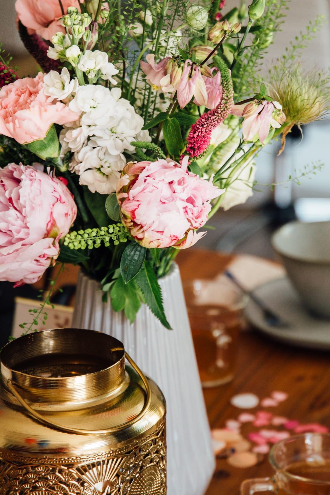 Richte die perfekte Tea Party aus - Royal Wedding 2018