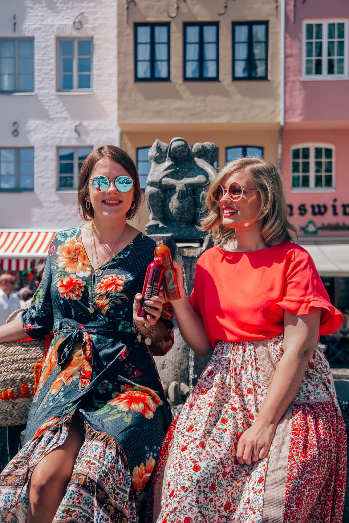 Sommer Outfits von Anthropologie & Store Eröffnung in Düsseldorf