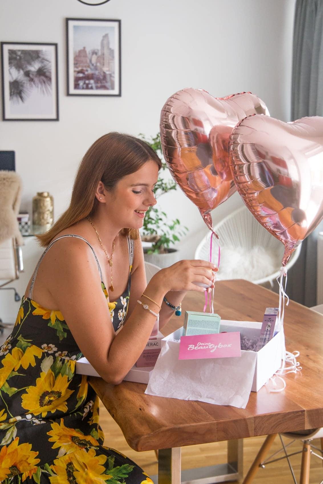 Vier Neuheiten in der Beauty Box von Apotheker.com
