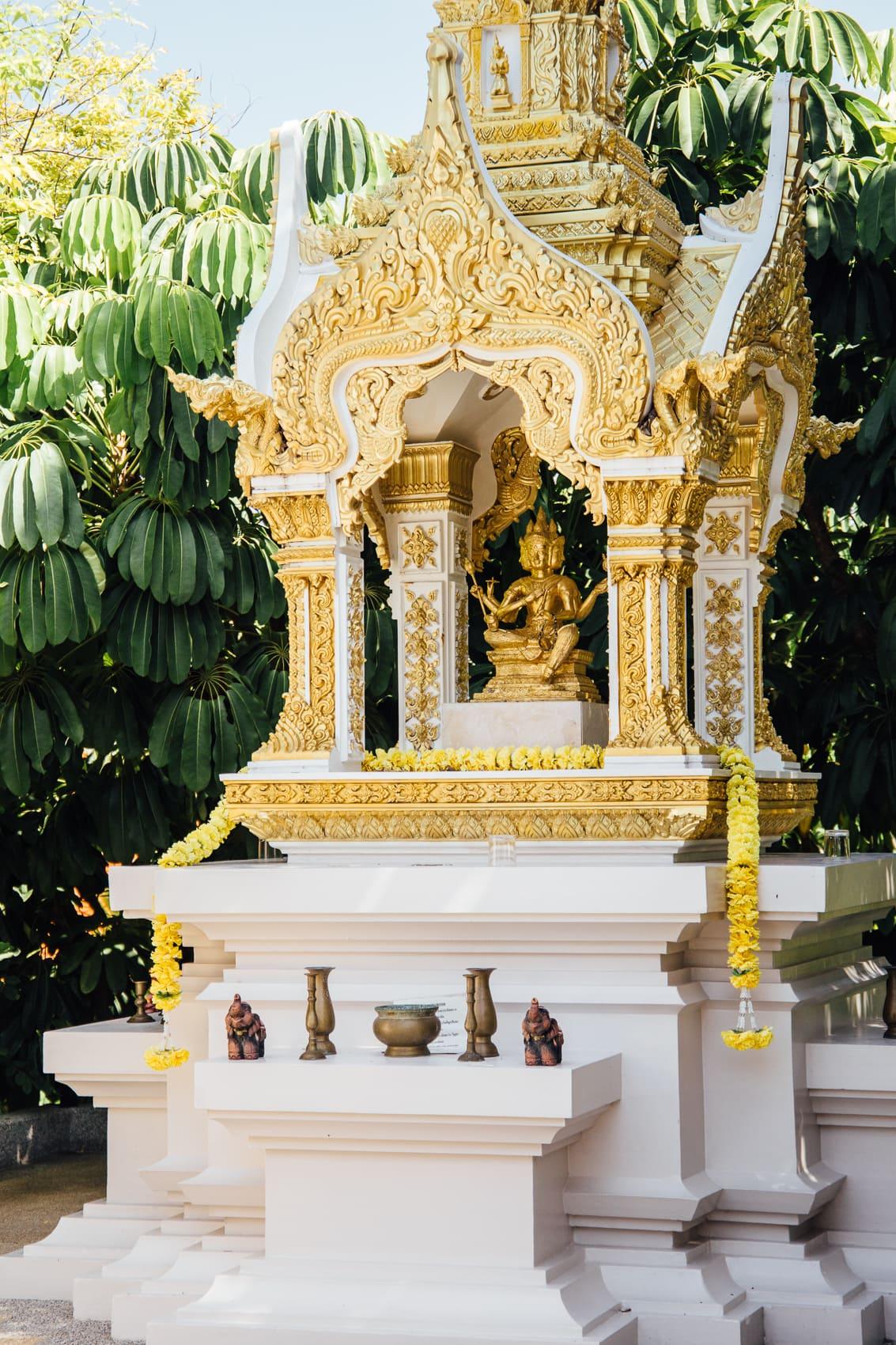 Thailand - Amatara Wellness Resort auf Phuket/ Panwa Beach